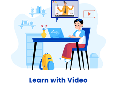 Learn with video